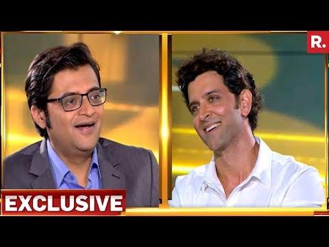 Full Interview: Hrithik Roshan On Kangana Ranuat | Nation Wants To Know With Arnab Goswami