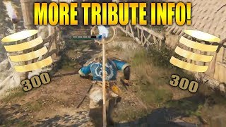 For Honor: STEEL INCREASE! NEW TRIBUTE GAMEMODE INFO!