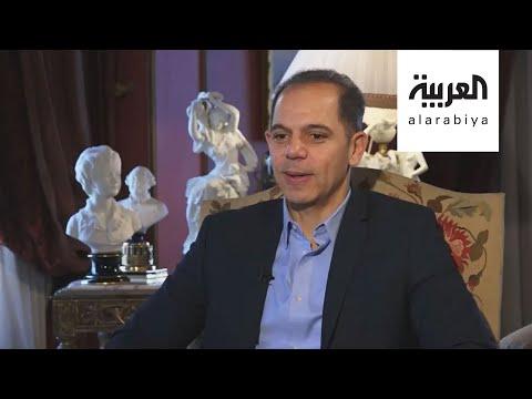 العرب اليوم - شاهد: شاهد: حوار رامي عادل إمام يكشف كواليس حياة الزعيم