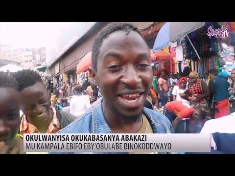 OKULWANYISA OKUKABASANYA ABAKAZI: Mu Kampala ebifo eby'obulabe binokoddwayo