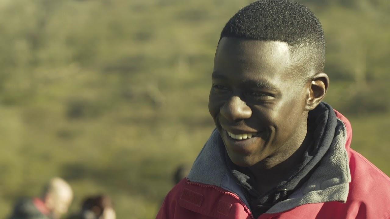 Sam Chikowore tells his student story