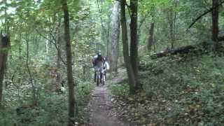 preview picture of video 'MTB Downhill Race Krefeld  HD'