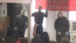 IMMA DO IT BY  J .MOSS MIME PRESENTED BY GOD'S DISCIPLES