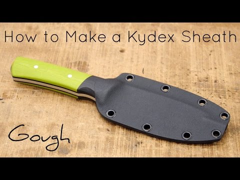 How To Make A Kydex Knife Sheath Mp3