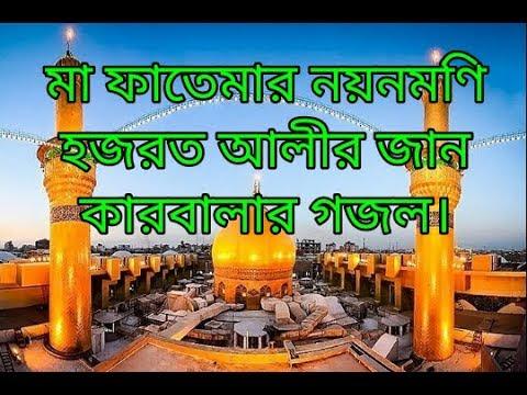 মা ফাতেমার নয়নমণি হজরত আলীর জান    কারবলার গজল   Ma fatemar noyonmoni hozorot Alir jaan   MNH TV   