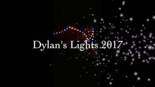 Bob Dylan Xmas Lights 2017