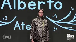Fernando Alberto at Los Angeles Fashion Week powered by Art Hearts Fashion LAFW