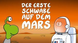Ruthe.de - Der erste Schwabe auf dem Mars
