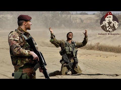 Türk Askeri vs İsrail Askeri | Özel Kuvvetler Şampiyonası Hikayesi mp3 yukle - mp3.DINAMIK.az
