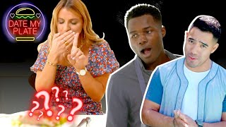 I Chose My Boyfriend Based ONLY On His Cooking | Date My Plate