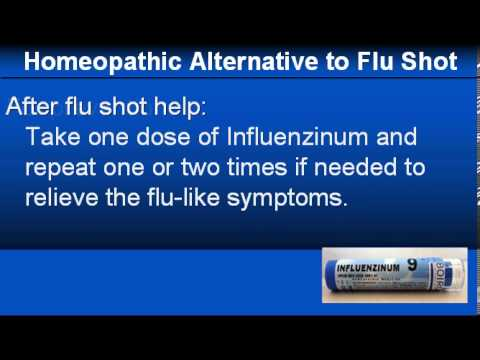 Flu Shot Alternatives