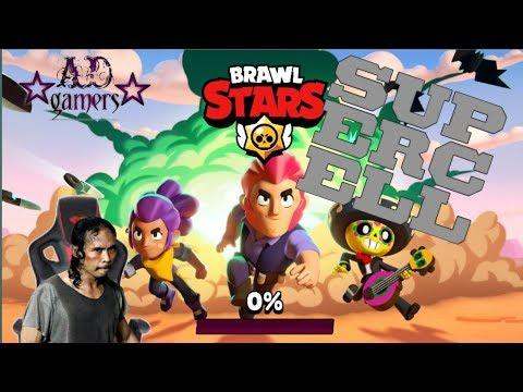 REVIEW GAME BRAWL STARS game baru dari SUPERCELL