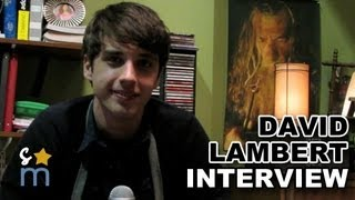 "Shine on Media - David Lambert Dishes on ""The Fosters"" Season 1"
