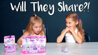 CHOOSING A PRIZE FOR THEMSELVES OR  FOR THEIR SISTER? - WILL THEY SHARE?! - PART 2