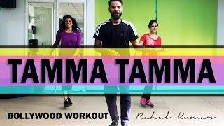 Tamma Tamma Zumba Dance | Tamma Tamma Bollywood Dance Workout | Tamma Tamma Fitness Choroegraphy by FITNESS FUSION