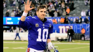 Eli Manning Expected To Announce Retirement On Friday