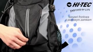 HI-TEC Felix 25L / black/black - відео 2