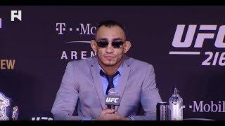 UFC 216: Tony Ferguson - Conor McGregor