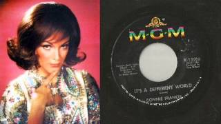 It's A Different World-Connie Francis (1966)