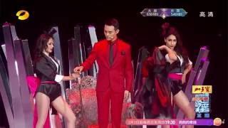 "20151231 Wang Kai's New Year's Eve ""Wang Fei"" Performance [English Subtitles]"