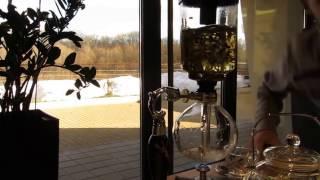 Свадебный чай в RiverSide.