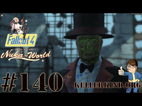 Fallout 4 - Nuka World #140 - Der Burgherr ★ Let's Play Fallout 4 [HD|60FPS]