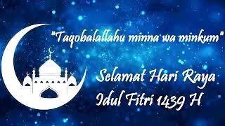 DJ Takbir Idul Fitri 1439H Terbaru 2018