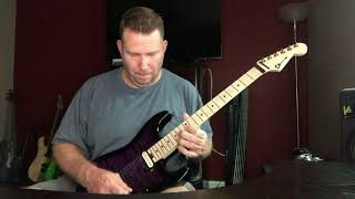 Dokken / George Lynch / Lost Behind the Wall  Guitar cover