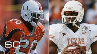 The top 10 all-time college football teams | SportsCenter