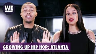 Bow's New Song is Nasty! 💦 | Growing Up Hip Hop: Atlanta | WE tv