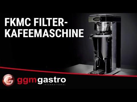 Filterkaffeemaschine FKMC25 - Serie Mia - GGM Gastro