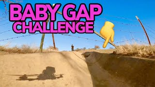 Baby Gap Challenge ✅ FPV Freestyle Raw