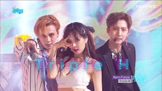 Triple H - Retro Future [Show! Music Core Ep 597]
