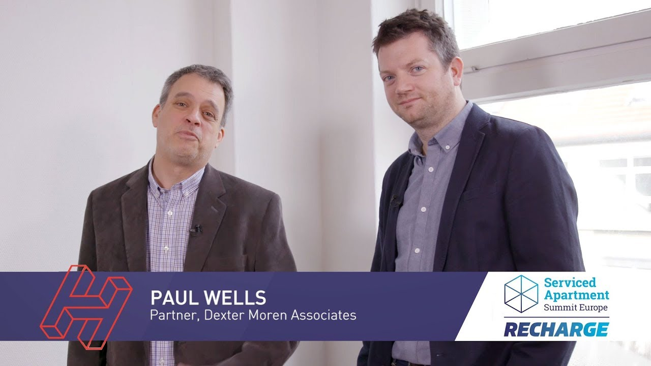 SAS RECHARGE 2019 interviews: Paul Wells, Dexter Moren Associates
