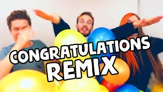 PewDiePie - Congratulations (Remix by Party In Backyard)