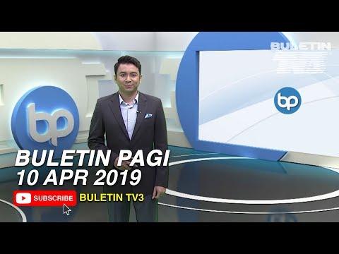 Buletin Pagi (2019)   Rabu, 10 April