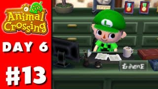 Animal Crossing: New Leaf - Part 13 - 100% Approval (Nintendo 3DS Gameplay Walkthrough Day 6)