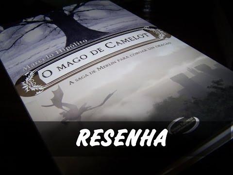 Vídeo resenha do livro (Daniel Destro - Então, eu li: O Mago de Camelot #56)