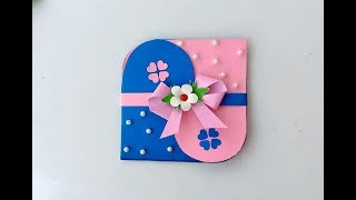 Beautiful Birthday Card Idea-DIY Greeting Cards For Birthday.