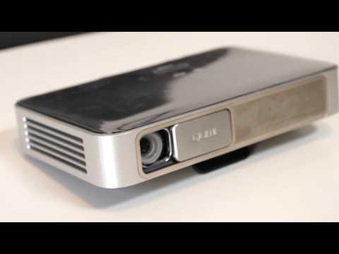 Test du videoprojecteur Vivitek Qumi Q38 : Compact, Full HD et autonome