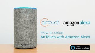 How to Setup AirTouch with Amazon Alexa