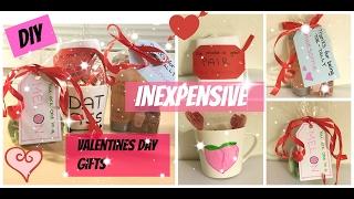 DIY inexpensive Valentines day gifts to boyfriend/girlfriend/best friend 2017 | Easy budget student