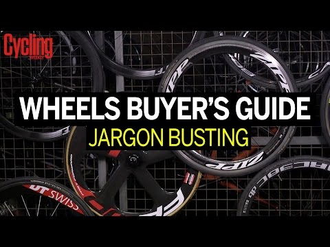 Buyer's guide to road bike wheels – Jargon busting