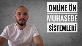 Online Ön Muhasebe Sistemleri