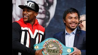 Mayweather open to promote Pacquiao
