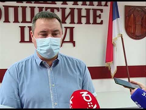 Zoran Semenović - Epidemiološka situacija u Šidu