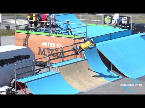 New Zealand ASA Scooter Nationals - Under 16s - Brodie Terris