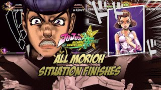 JoJo's Bizarre Adventure: All Star Battle - All Morioh Situation/Dramatic Finishes (Reimi's Alley)
