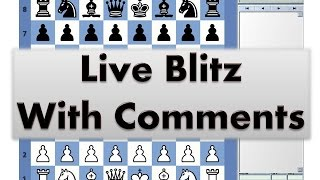Blitz Chess #4009 vs IM Kawas C Lakdawala Scandinavian White