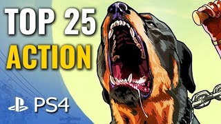 Top 25 Best PS4 Action Games